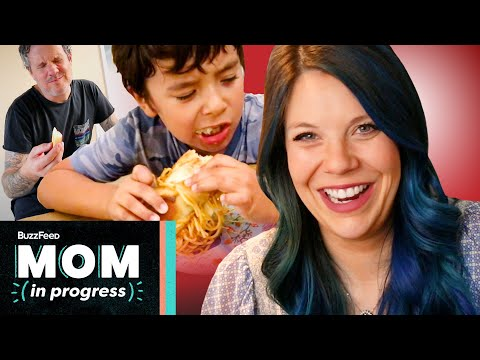 I Made My Family Eat My Weird Pregnancy Cravings