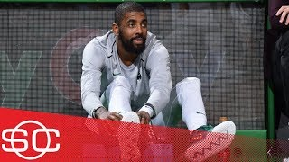 Kyrie Irving is seeking a second opinion on his sore left knee | SportsCenter | ESPN