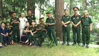 Ngày giỗ trận 12/7/2018 sư đoàn 31 QDD3 Vị Xuyên Hà Giang. Nguyễn Ngọc Bảo