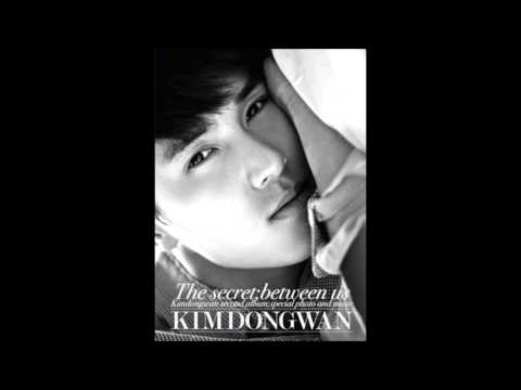 [Full album Audio] KIM DONGWAN - The secret, Between us