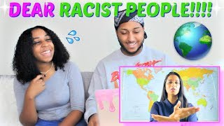 """IISuperwomanII """"A Geography Class for Racist People"""" REACTION!!!"""