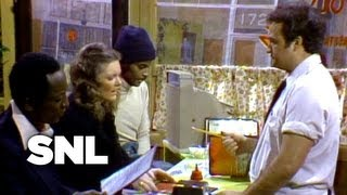 The Olympia Restaurant: Cheeseburger, Chips and Pepsi - SNL