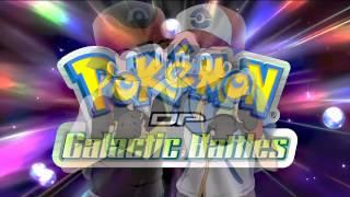 Pokemon DP Galactic Battles Opening Theme Song Full HQ Version/w lyrics (Extended/Remix)