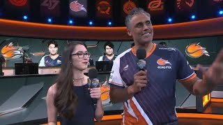 Great Speaker Rick Fox Interview with Ovilee