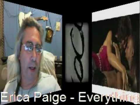 Erica Paige on Fatsa Fatsa Show with Kim Nicolaou - Everything
