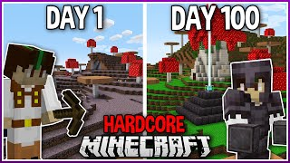 100 Days of Hardcore Minecraft BUT did I Cheat?