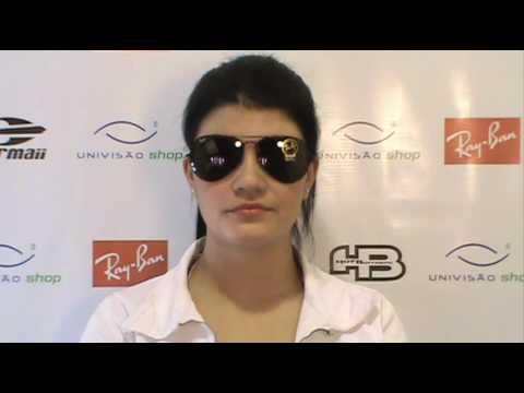 32e57b52a8a Óculos Ray-Ban Aviador RB3026 L2821 - 62 - YouTube