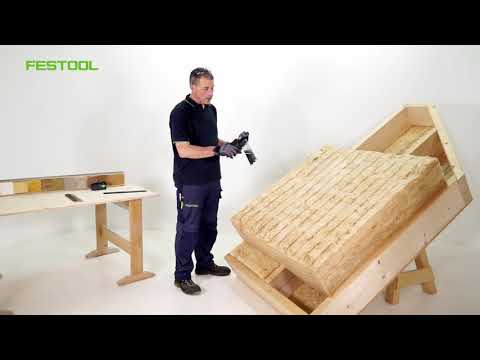 Festool 574821 Cordless insulating-material saw ISC 240 Li EB-Basic