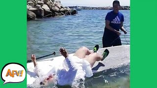 The OPPOSITE of FUN! 😂    Funny Fails   AFV 2020
