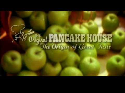 "The Original Pancake House - ""The Origin of Great Taste"" - Apples :10 Spot"