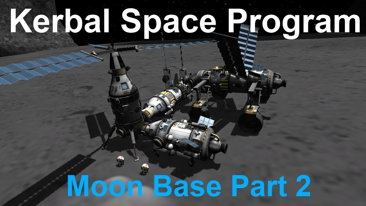 KSP Moon Base (page 3) - Pics about space