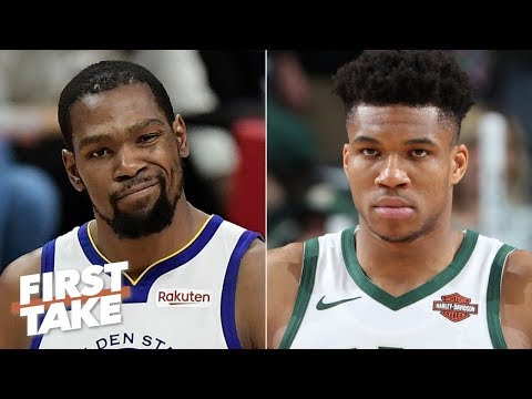 With or without KD, the Warriors wouldn't beat the Bucks in the Finals - Max Kellerman | First Take