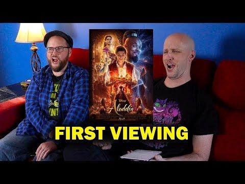 Aladdin 2019 - First Viewing