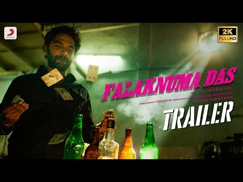 Falaknuma Das Official Trailer