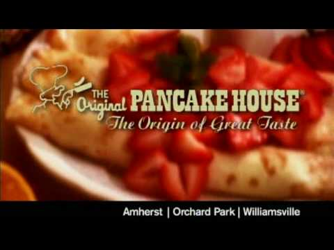 "The Original Pancake House - ""The Origin of Great Taste"" - Fruit :10 Spot"