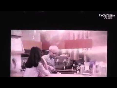 [FanCam] 140411 EXO's First VCR @ Japan Hello! Greeting Party ~~
