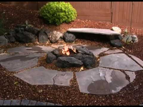 Build Your Own Fire Pit Youtube