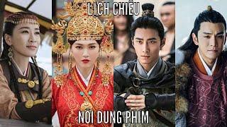 Yến Vân Đài lịch chiếu, nội dung phim (The Legend of Xiao Chuo chinese drama 2020) 燕云台