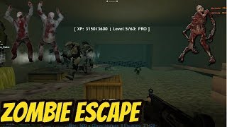 Counter-Strike / Zombie Escape / Facility Escape