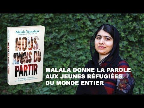Vidéo de Malala Yousafzai