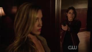 Arrow 5x22 - Black Siren as Laurel Lance