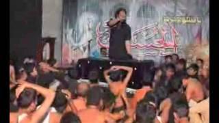 Allama Hamid Raza Sultani  majlis 10  muharam Ashra Chak Denal