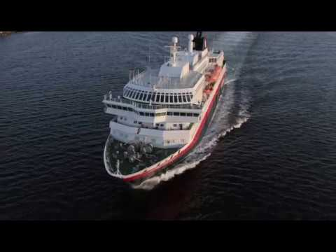 Hurtigruten Summer