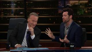 Billy Eichner: Glam Up the Midterms | Real Time with Bill Maher (HBO)