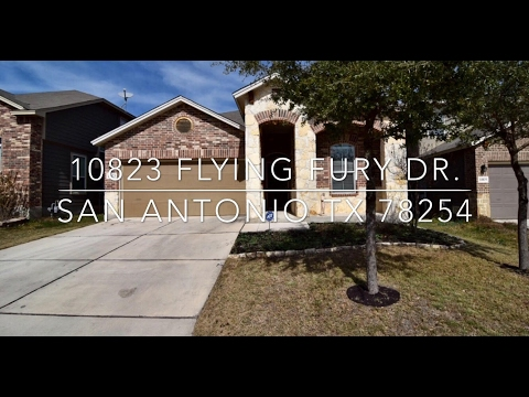 10823 Flying Fury Dr, San Antonio TX 78254