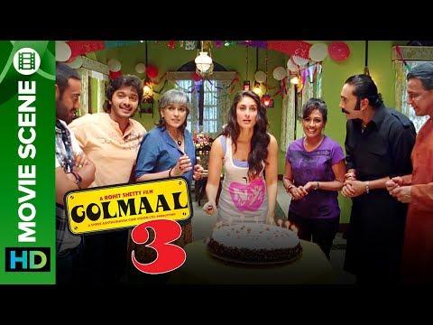 Kareena Kapoor's birthday bash