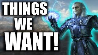 5 Things We Want in Elder Scrolls 6 (Part 2)
