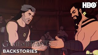 "HBO Backstories:  ""Game of Thrones"""