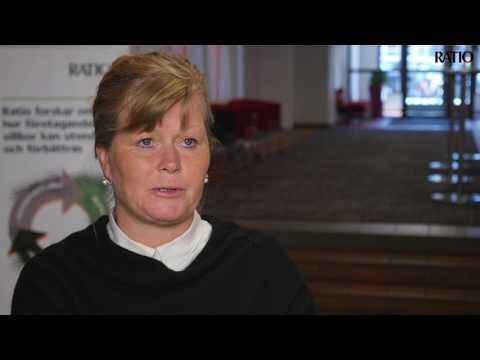 Kompetens för framtiden: Charlotte Brogren