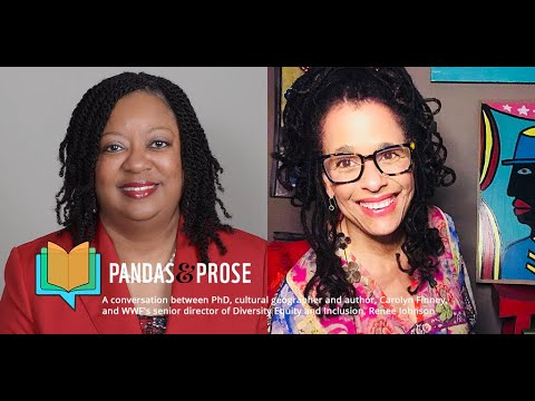 Pandas and Prose with Carolyn Finney