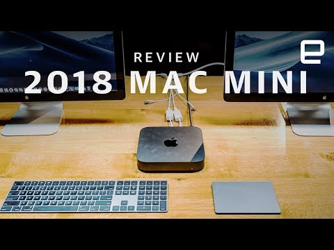 2018 Mac Mini Review: A video editor's perspective
