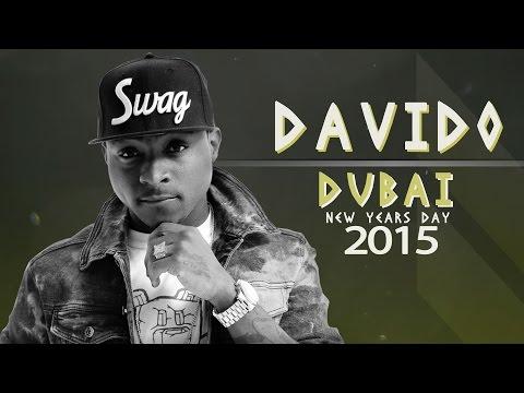 Davido In Dubai   New Year's Day 2015