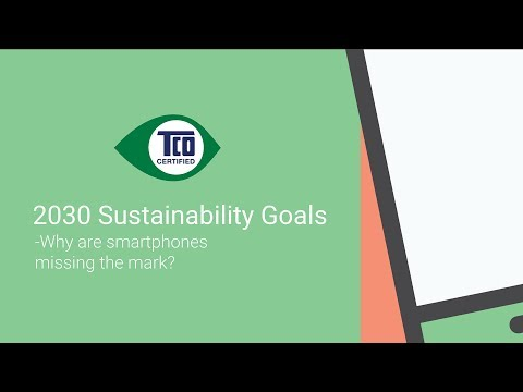 Webinar: 2030 Sustainability Goals; Why are Smartphones Missing the Mark?