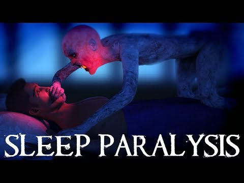 Sleep Paralysis: Seeing Shadow Entities, Demons and Scary Things