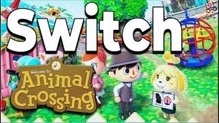 What Should Animal Crossing Switch Be?