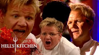 The Best of Gordon Ramsay | Hell's Kitchen Part One
