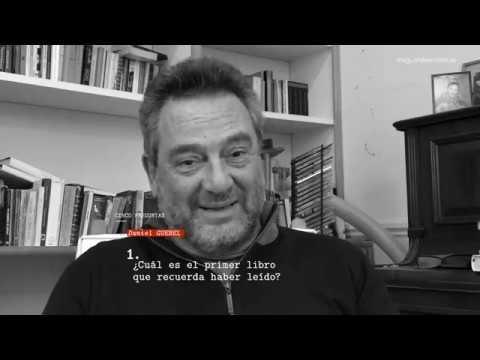 Vidéo de Daniel Guebel