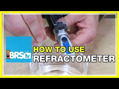 How to read a refractometer | BRStv How-To