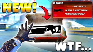 *BROKEN* 2 NEW SHOTGUNS IN LEGACY IS INSANE! - NEW Apex Legends Funny & Epic Moments #634