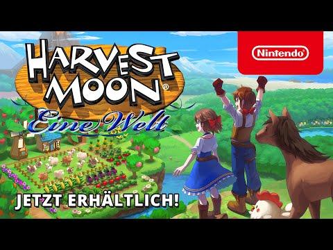 Jetzt erhältlich ? Harvest Moon: Eine Welt (Nintendo Switch)