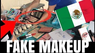 FAKE MAKEUP IN MEXICO