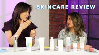 A Dermatologist Reviews Women's Skincare Routines