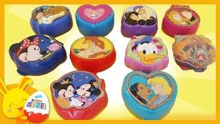 Jouets Disney - Polly Pocket Mickey, Minnie, Donald, Alice, Roi Lion - Touni Toys