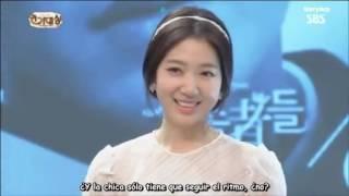 Sub Esp Lee Min Ho & Park Shin Hye ❤Interacciones❤ SBS Drama Awards 2013   Vìdeo Dailymotion
