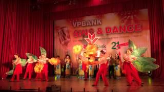 VPBank Ca - Khối kiểm toán nội bộ biểu diễn