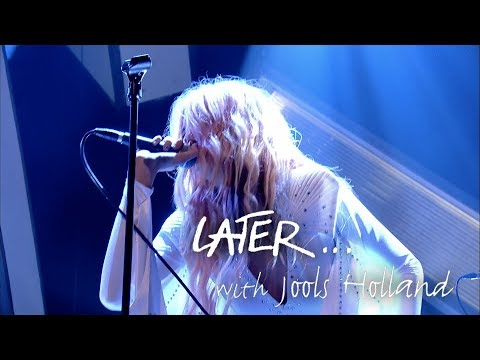 Starcrawler perform I Love LA on Later... with Jools